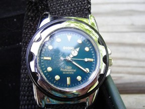 Jabberjewelry.com Philip Persio Men's Color Change Mood Watch