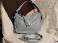 Coach Hobo Convertible Cross Body Satchel Purse
